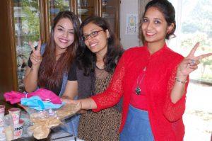 インドの大学生